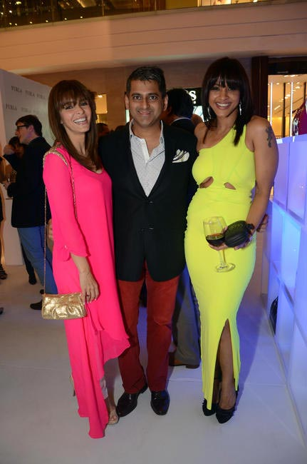 Raageshwari Loomba, Sanjay Kapoor and Manasi Scott