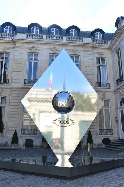 Signature SS13 Collection launch at the Italian Embassy in Paris