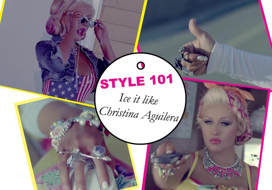 Style 101 Christina Aquilera