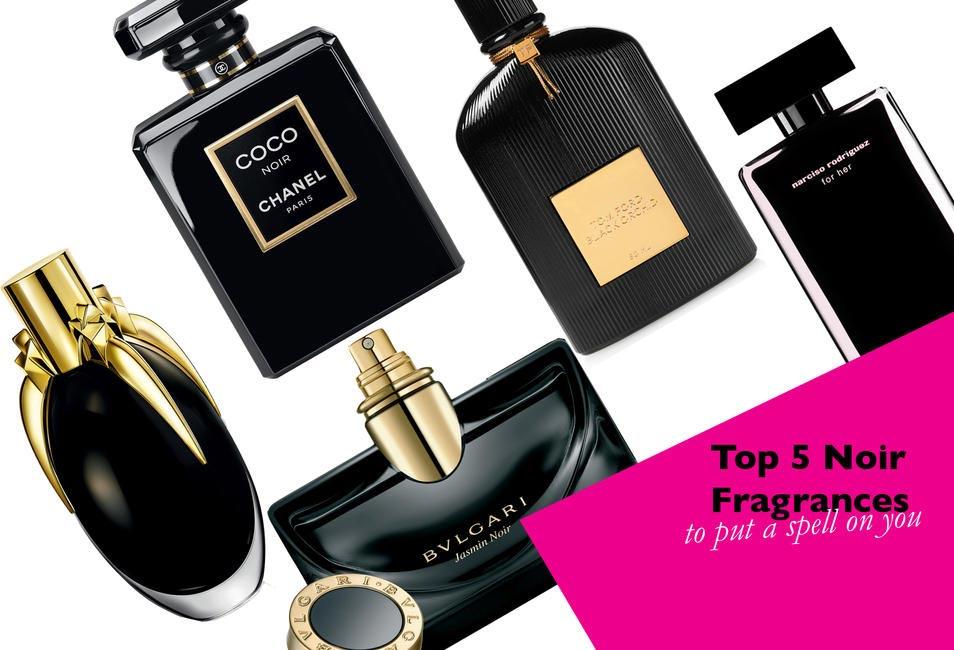 Top 5 Noir Fragrance
