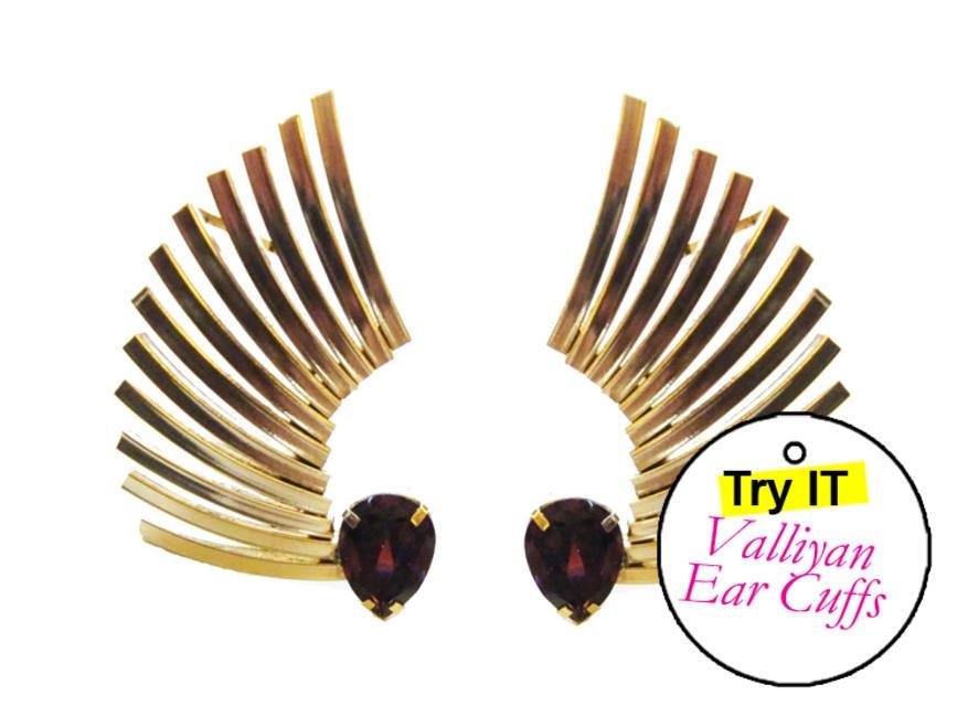 Valliyan, Ear Cuffs