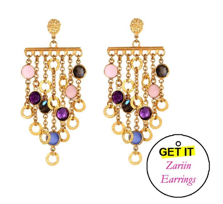 Zarrin, Earrings
