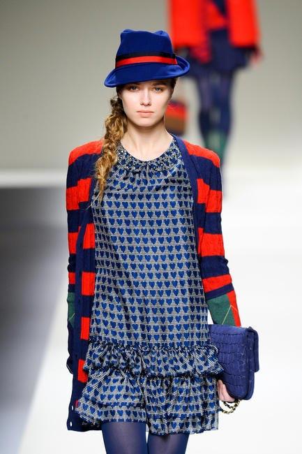 Blugirl, Fall/Winter 2012, PIcture courtesy Imax Tree
