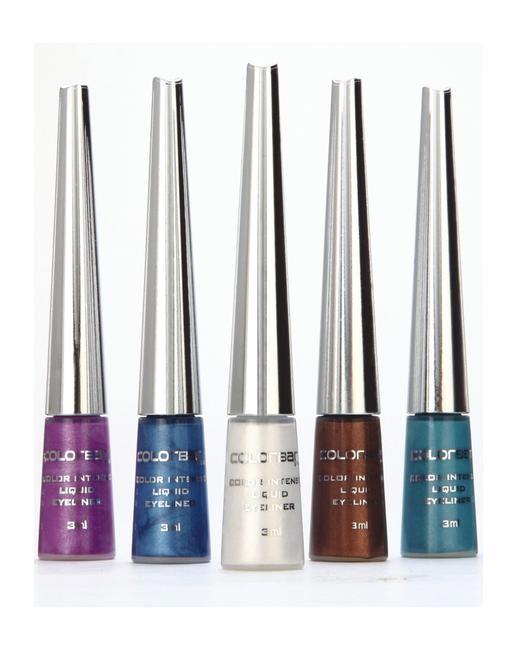 Colourbar, Color intense liquid eyeliners