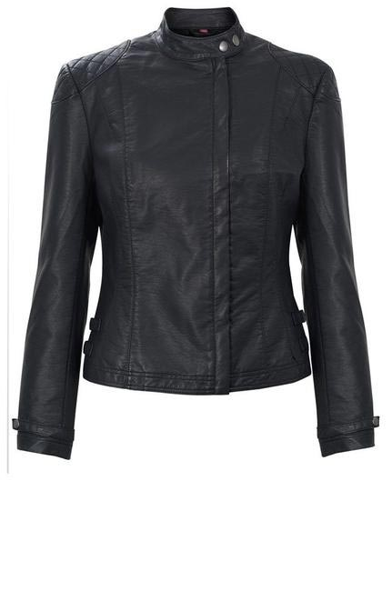FCUK, Leather jacket,Rs 6999, Picture COurtesy FCUK
