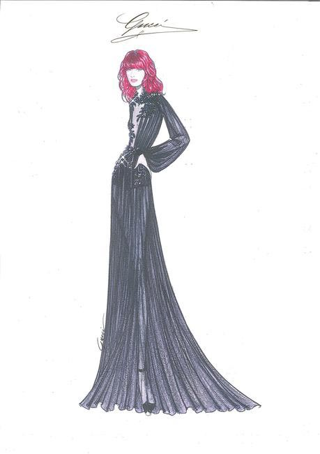 Florence Welch_sketch for release LR
