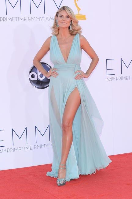 Heidi Klum, Picture Courtesy The Celebrity City