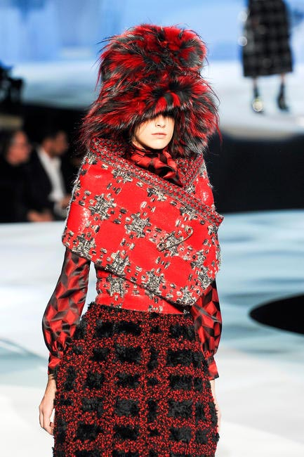 Marc Jacobs, Fall/Winter 2012, PIcture courtesy Imax Tree
