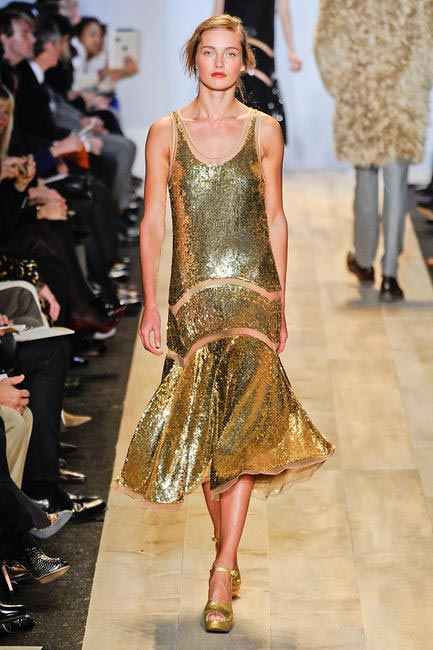 Michael Kors F/W 2012, Picture Courtesy Imax Tree