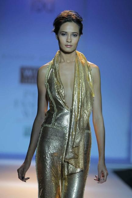 Raakesh Agarvwal A_w 2012, Picture Courtesy Wills India Fashion Week