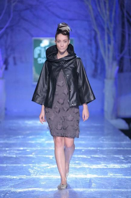 Sanchita, F:W12, Picture courtesy Wills Lifestyle India Fashion Week A:W 2012