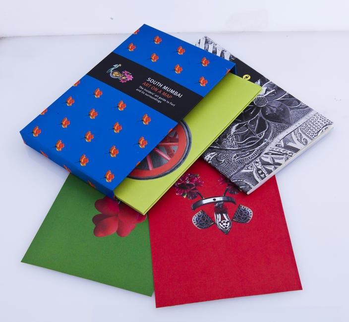 Set of postcards, Filter, Rs. 395