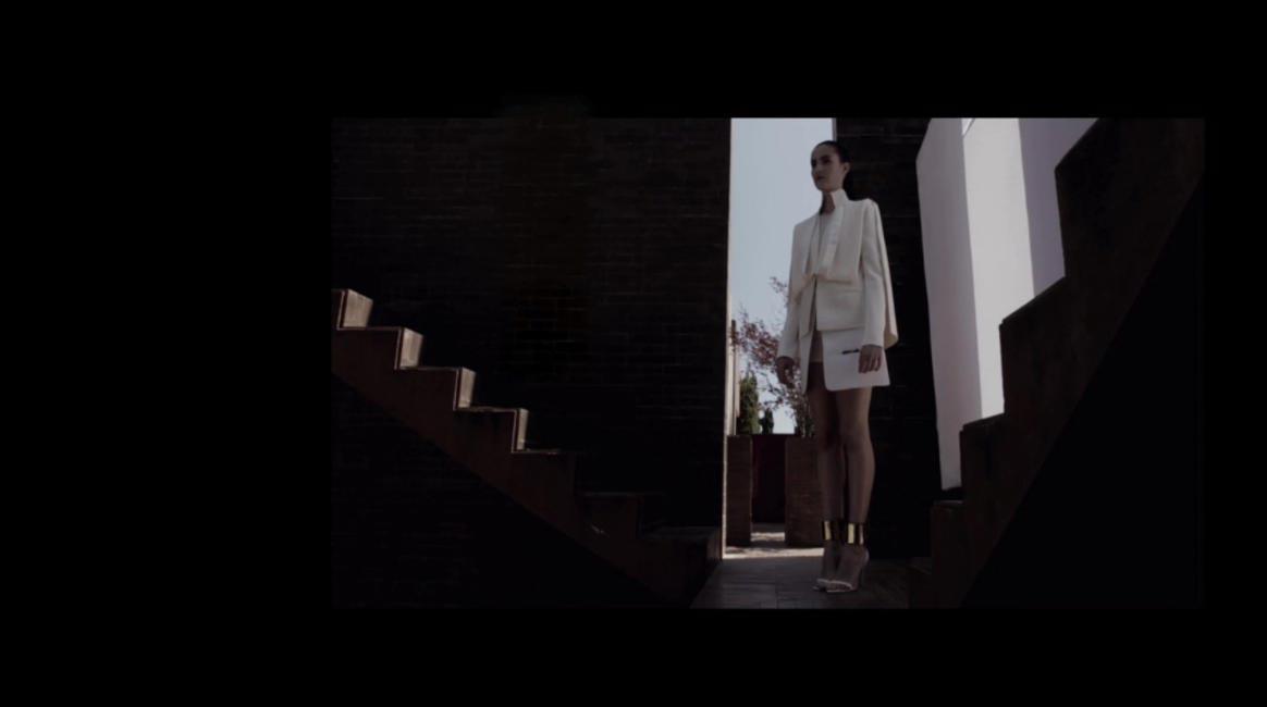 Still from Esteban Cortazar's Net-a-Porter.com Video