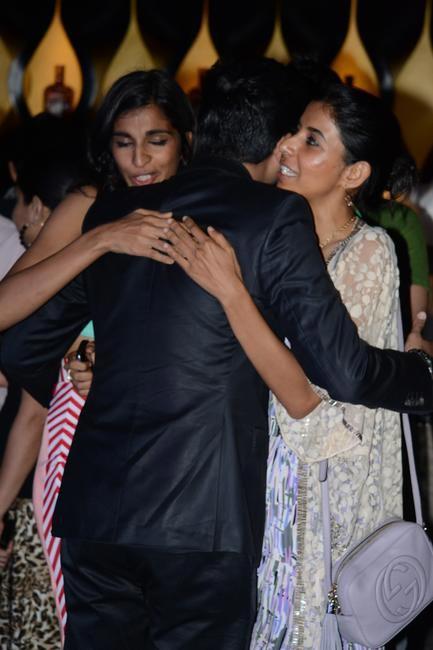 Anushka Manchanda and Grazia's Ekta Rajani congratulate Narresh Kukreja
