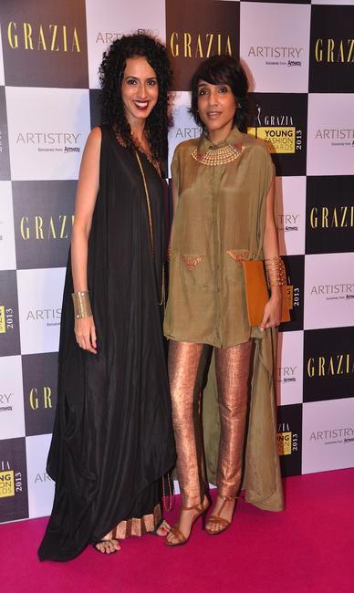 Aparna Badlani and Nupur Kanoi