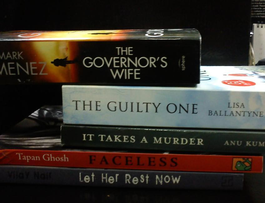 Book Spine Poem #1