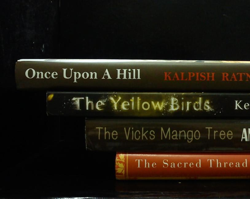 Book Spine Poem #3