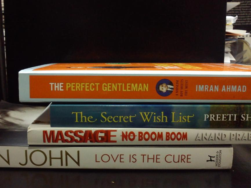 Book Spine Poem #4