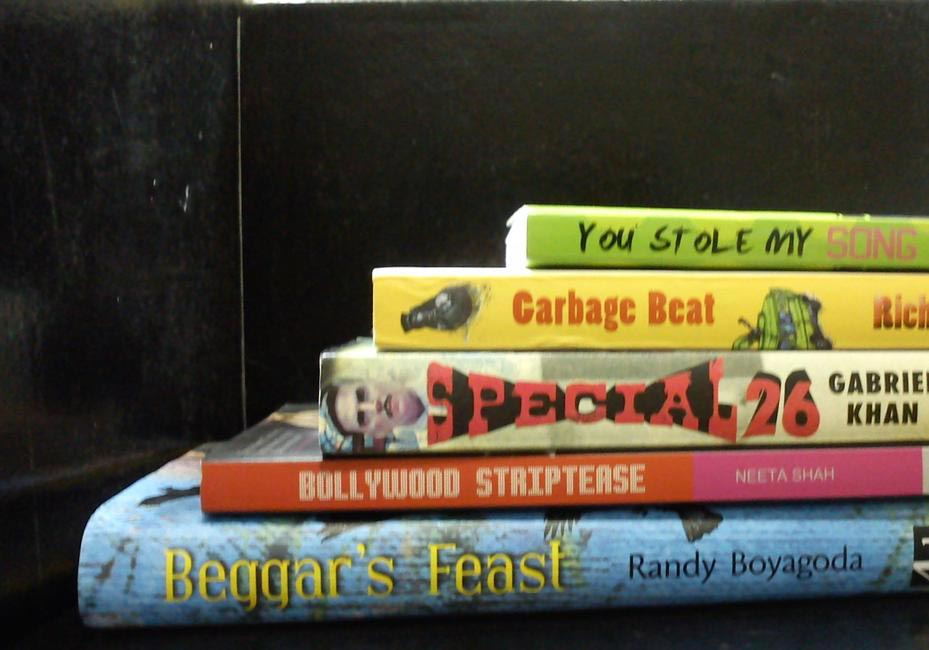 Book Spine Poem #6