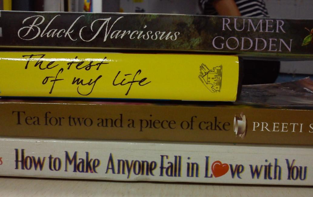 Book Spine Poem #8