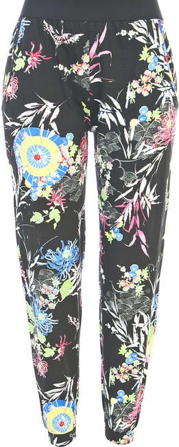 Floral trousers - River Island Rs 1600