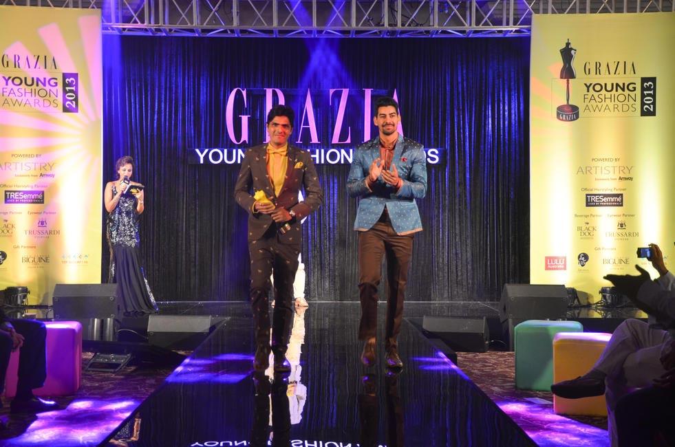GYFA Menswear designer - Sanjay Hingu