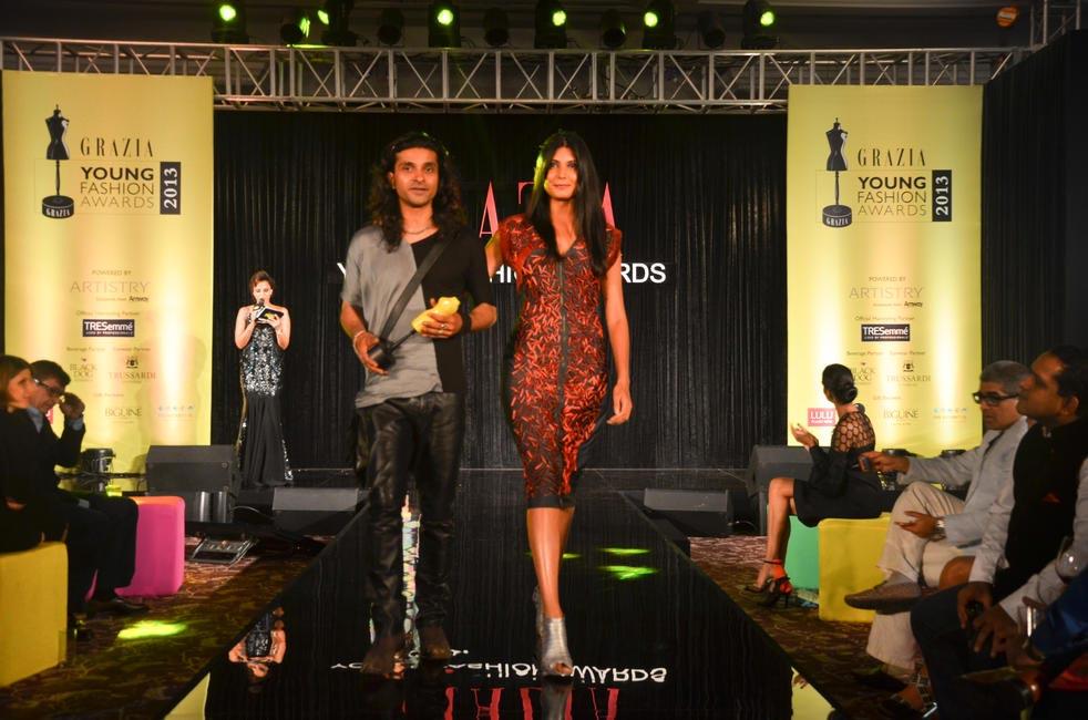 Innovation in Garment Construction and Texture - Ritesh Kumar