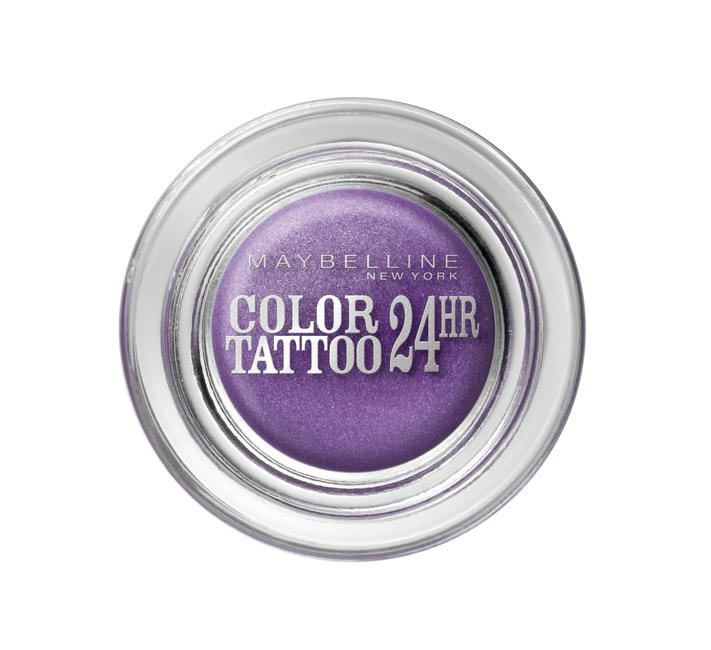 Maybelline New York Color Tattoo in Painted Purple