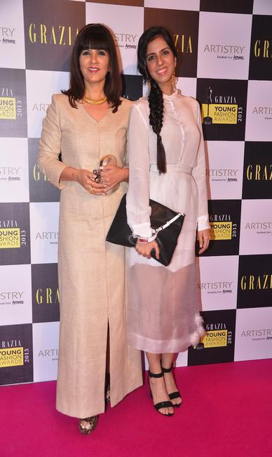 Neeta and Nishka Lulla