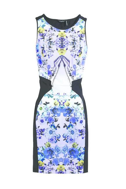 Panelled dress -Guess