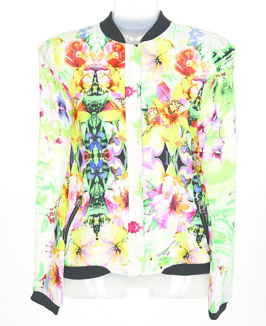 Printed Jacket - The Source Rs 1990