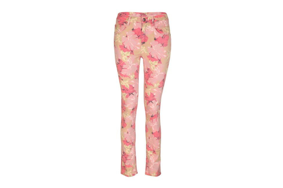 Printed skinny trousers - French Connection Rs 5499