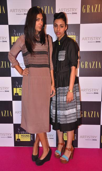 Ruchika Sachdeva and friend