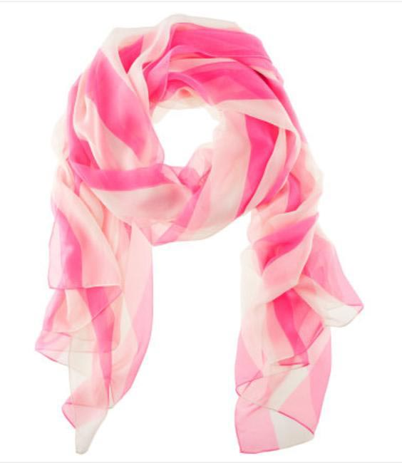 Striped scarf, H&M