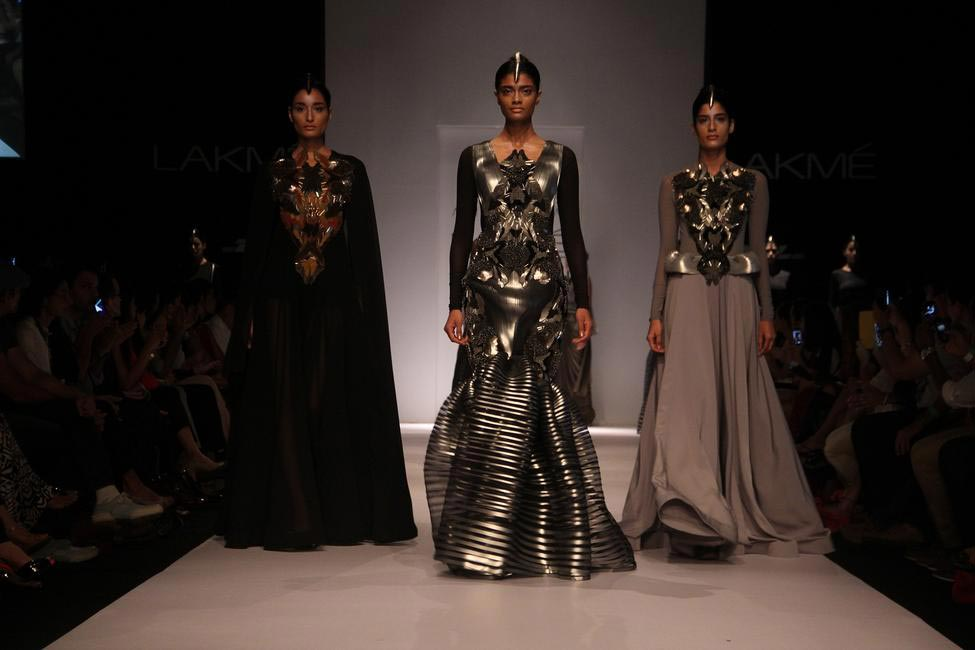 Amit Aggarwal at LFW WF 2013