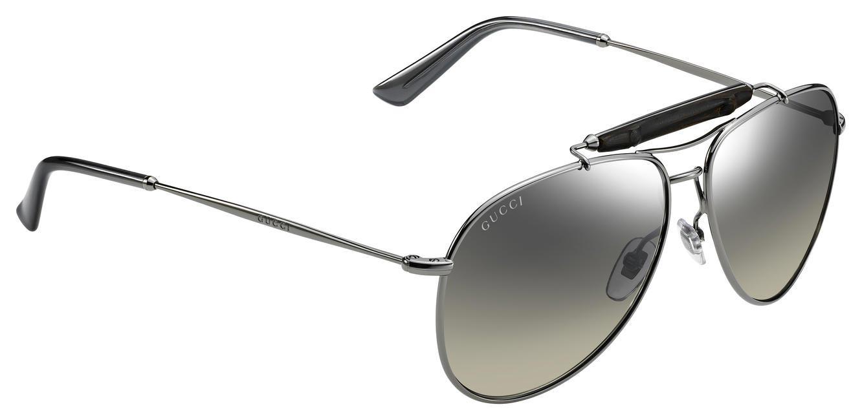 Gucci Bamboo Sunglasses