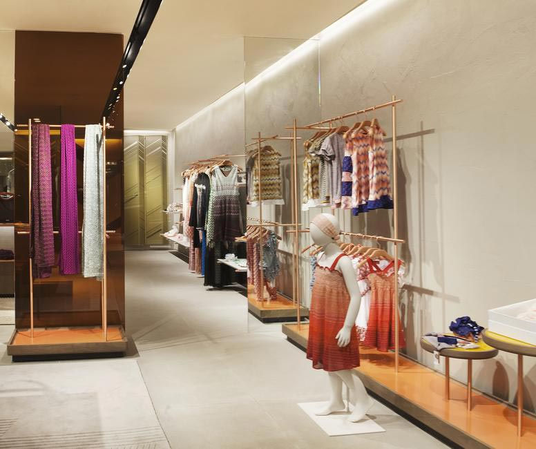 Mooning Over New Missoni: Missoni Opens Its First Boutique In India