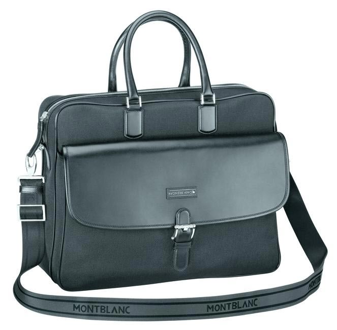 Montblanc Leather Laptop Case