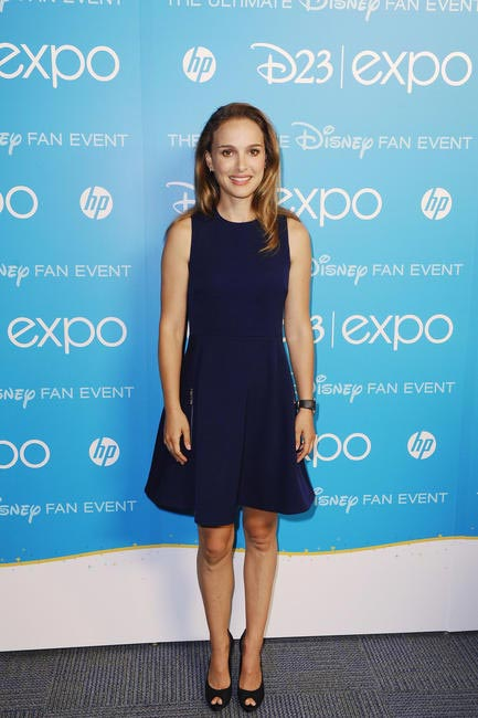 Natalie Portman in Louis Vuitton