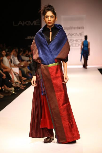 Payal Khandwala at LFW WF '13