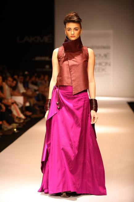 Payal Khandwala at LFW WF 2013