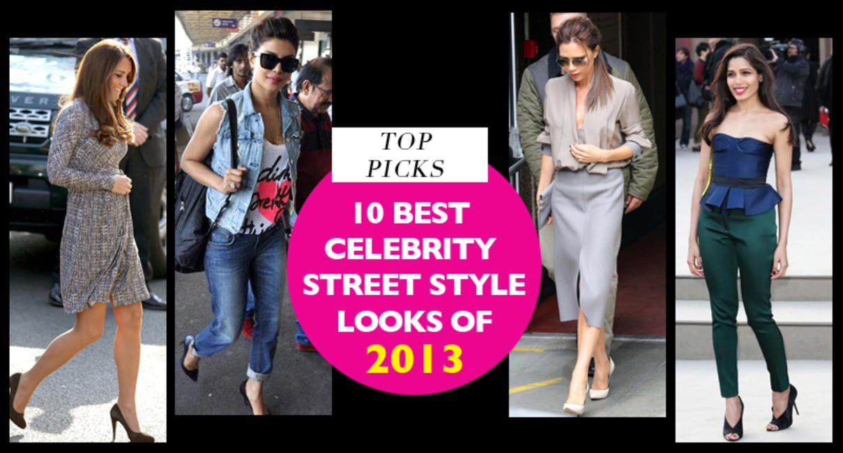 10 Best street style looks of 2013