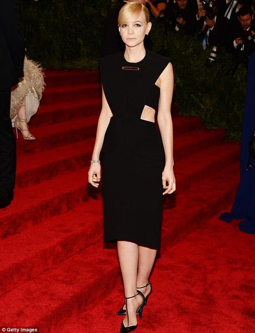 Carey Milligan in Balenciaga at the MET Ball