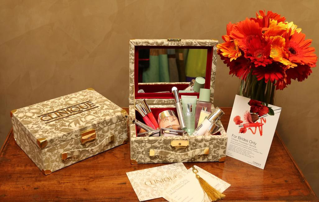 Customized Beauty Trousseau For Brides Grazia India