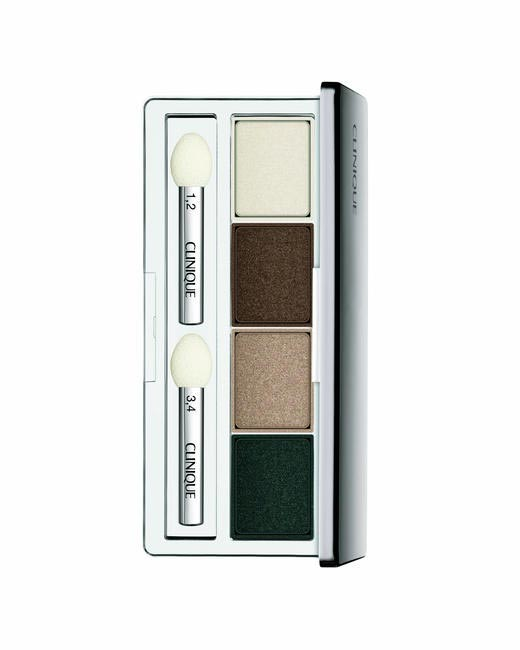 Clinique EyeShadow Quad Jenna's Essentials