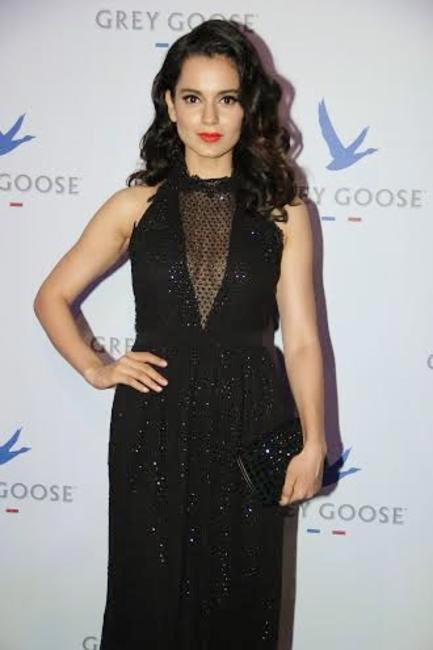 Kangana Ranaut in Gucci at Style Du Jour