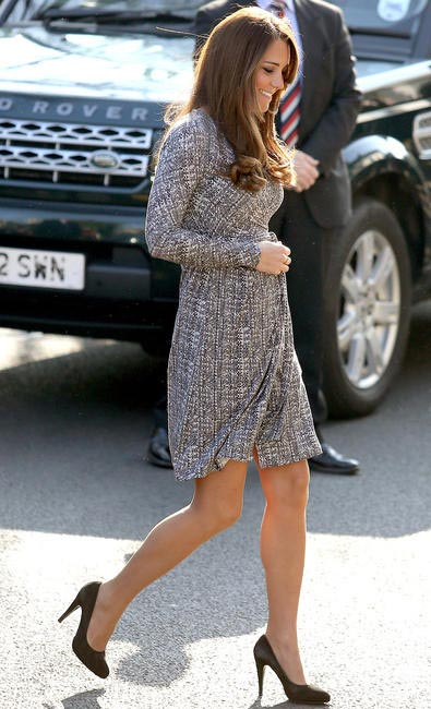 Kate Middleton in MaxMara