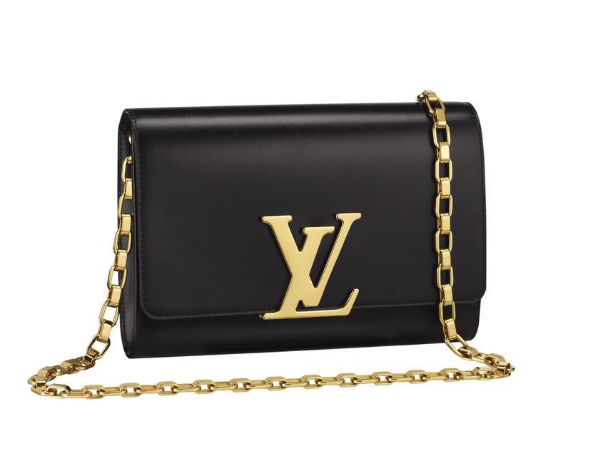 Louis Vuitton Neo Sobe bag Cuir Chaine Noir
