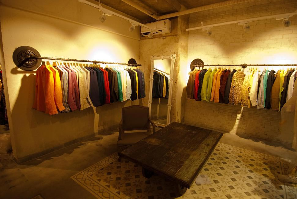 Priyadarshini Rao's flagship store also stocks menswear and a capsule line for kids