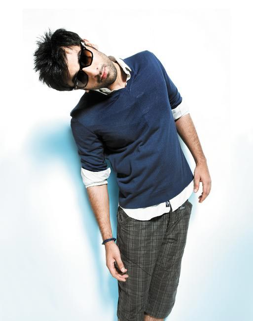 Ranbir Kapoor. Favourite song - Boxer by Simon and Garfunkel